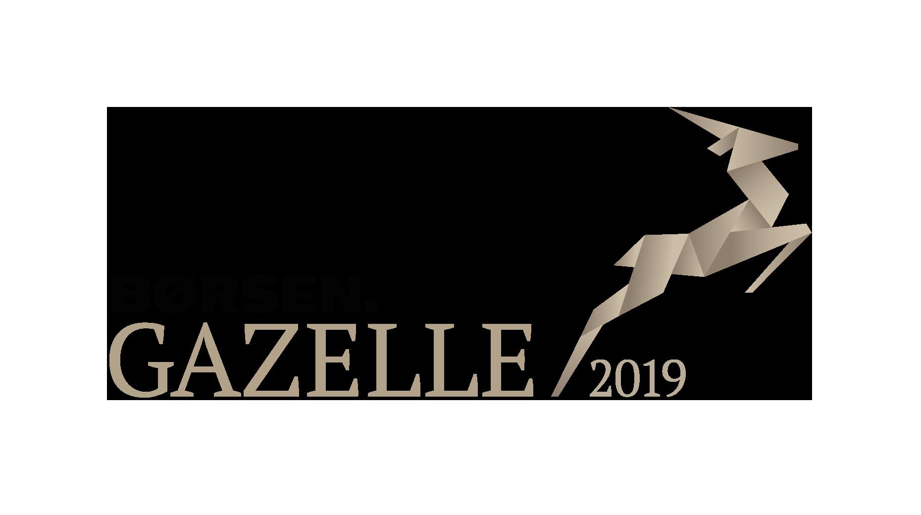 MD Anlæg Sjælland ApS har i 2019 modtaget sin anden Gazelle